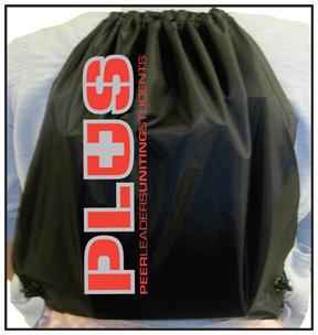 PLUS Team BackPack - $14.95