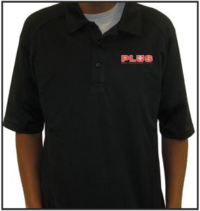 PLUS Team Polo - $29.95