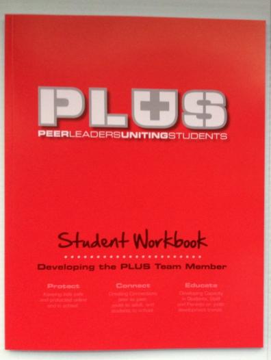 PLUS Team Student Workbook - $14.95