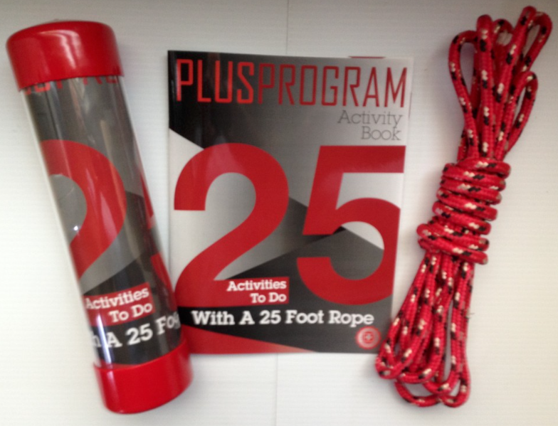 25 Activities w/ 25' Rope Kit - $39.95