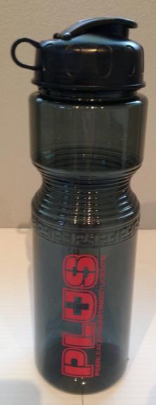 PLUS Water Bottle - $7.95